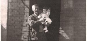 1961, Barcelona, con el yayo Juan