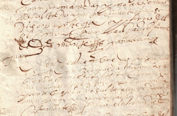 Documento 7.- 1640 Matrimonio